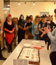 Κοπή πίτας 2017 και αποκριάτικο πάρτι